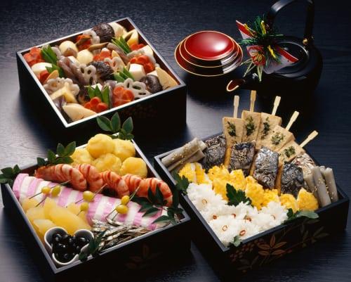 日本新年食品
