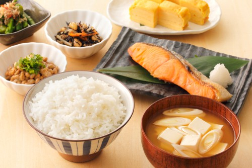 traditional japanese diet
