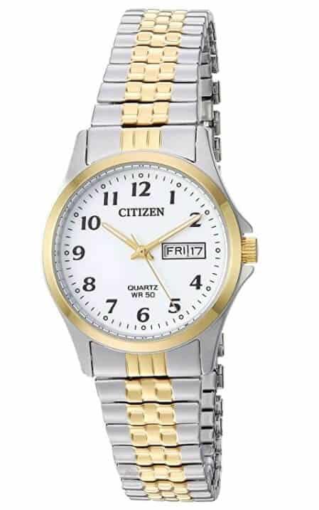 Seiko quartz watch,