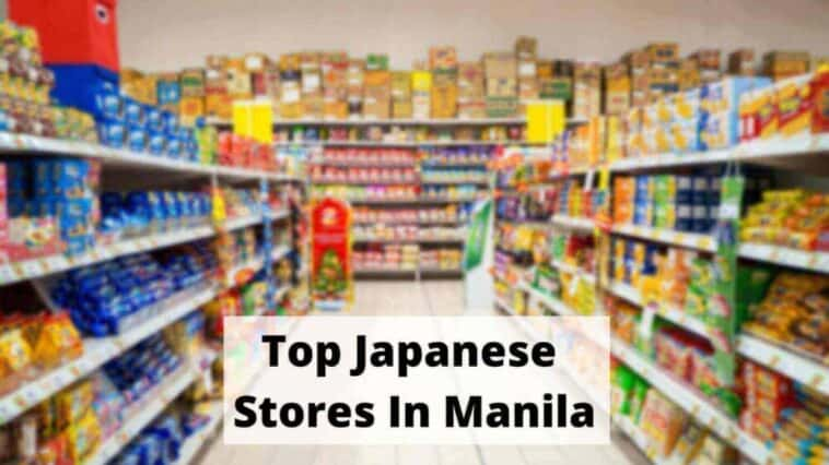 Best Japanese Stores In Manila