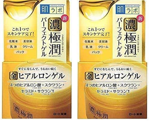 best japanese face lotiosn for dry skin