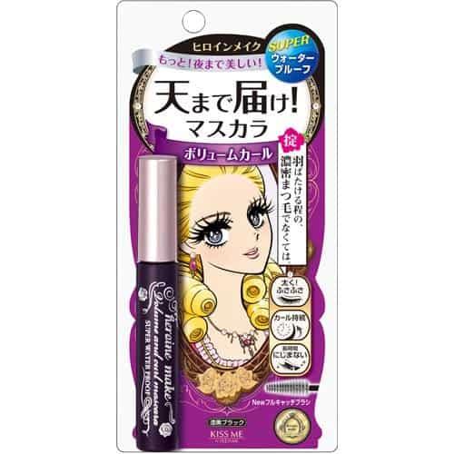 best volumizing japanese mascara