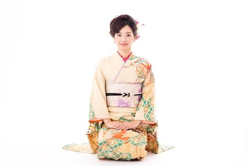 日本の着物の種類