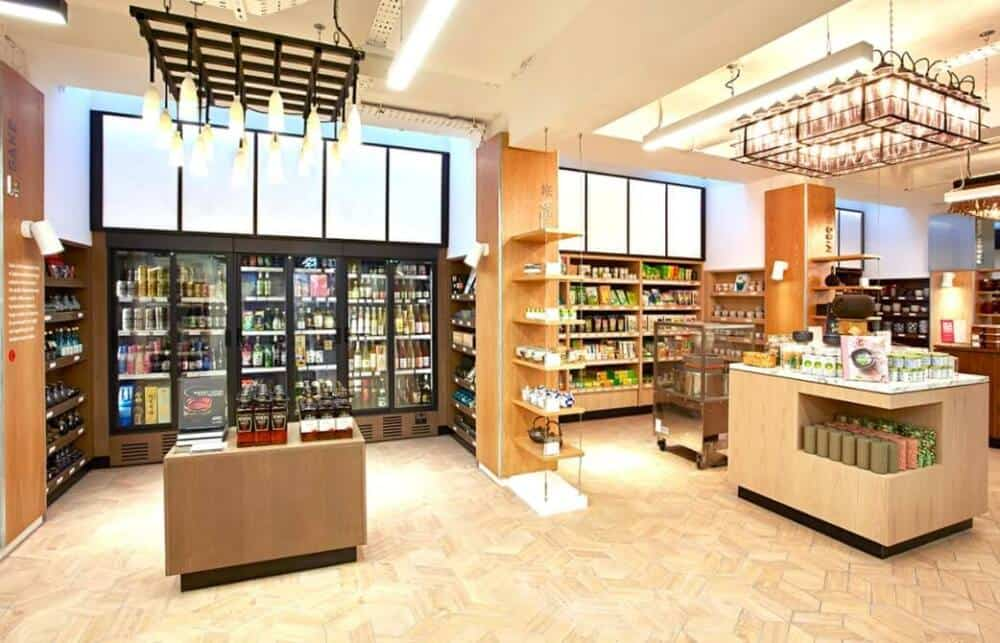 where to buy japanese products in London