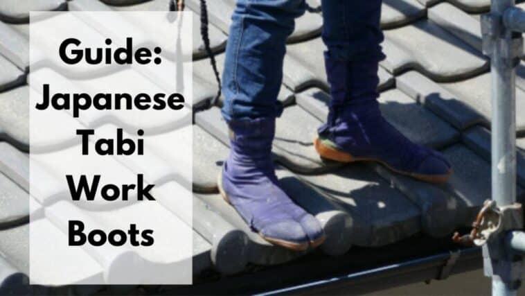 japanese tabi work boots