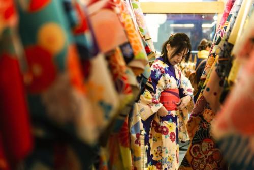 where to buy yukata in tokyo