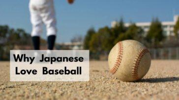 為什麼日本人喜歡棒球