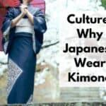 なぜ日本人は着物を着るのか
