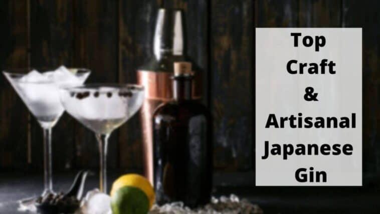 トップクラフト&職人の日本のジン
