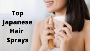 Top Japanese Hair Sprays