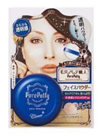 best Japanese setting powder for dry skin