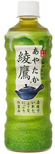 日本最好的瓶裝綠茶