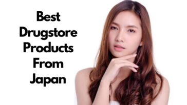 best japanese drugstore products