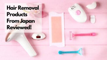 best japanese hair removal products