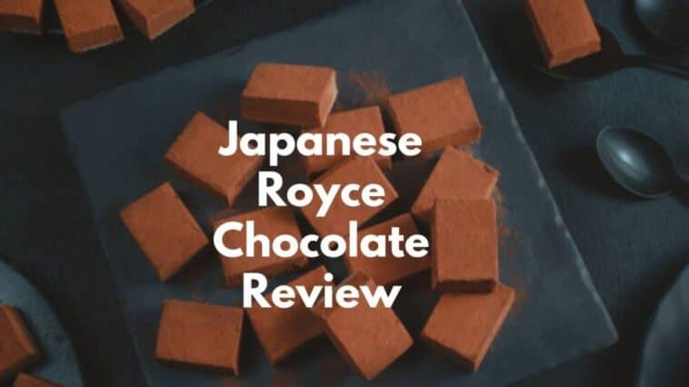 最好的日本羅伊斯巧克力