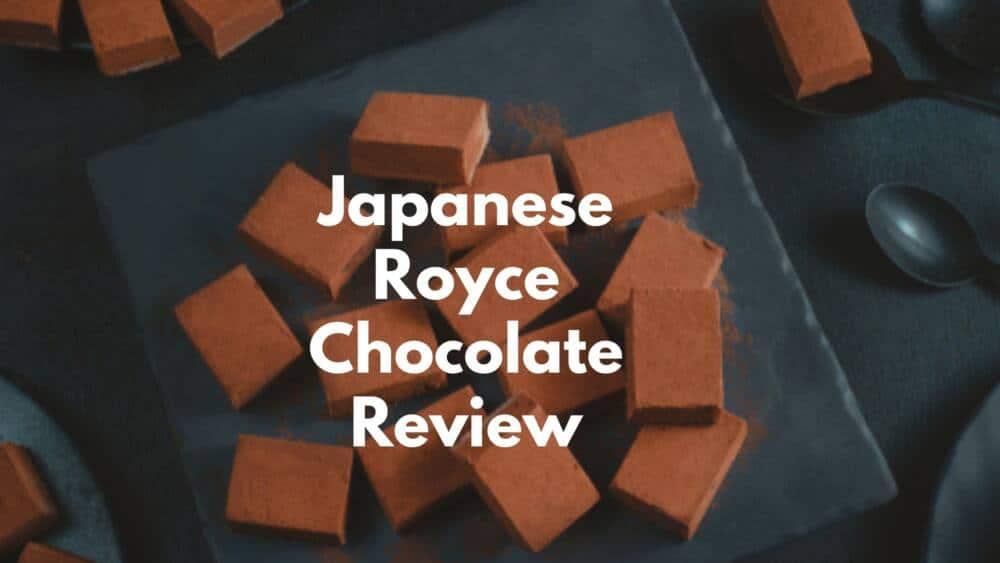 日本のロイズチョコレートおすすめ