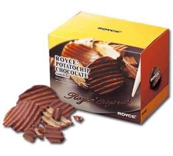最高のロイズチョコレート