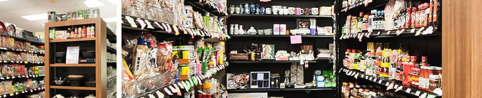 where to buy Japanese products in Dallas