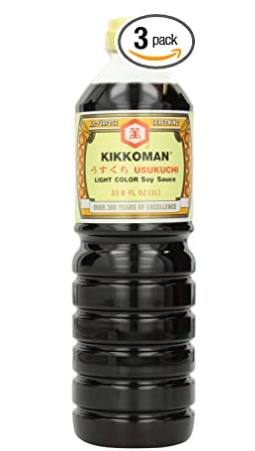 traditional japanese soy sauce