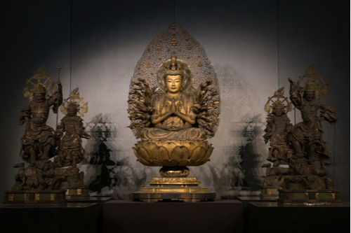 観音菩薩仏教の神