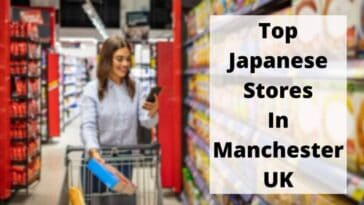 Top Japanese Stores In Manchester UK