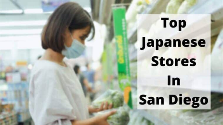 Top Japanese Stores In San Diego