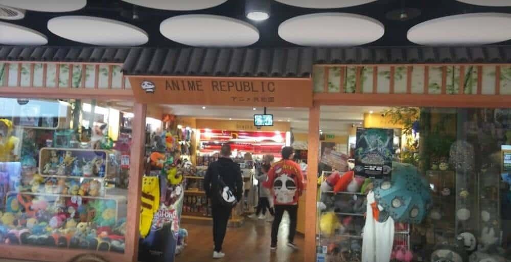 エジンバラで日本製品を購入する場所