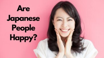 are japanese people happy
