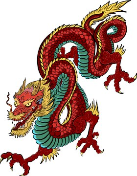 japanese dragon and mythology