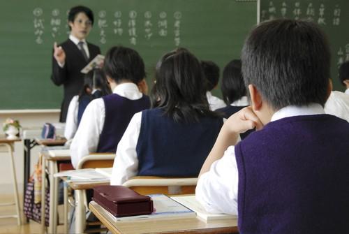 日本の教育時代