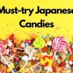 日本糖果清單