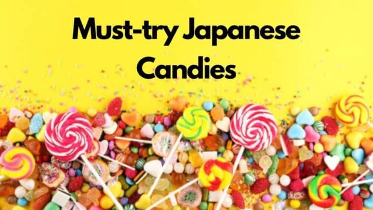 日本のお菓子のリスト