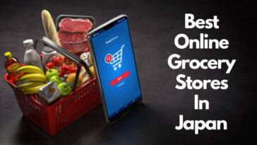 list of online grocery stores in Japan