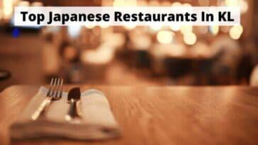 Top Japanese Restaurants In KL