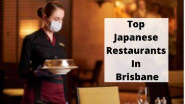 Top Japanese Restaurants In brisbane