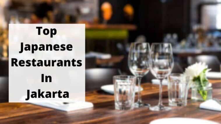 雅加達頂級日本餐廳 (1)