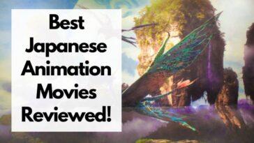 best japanese animation movies