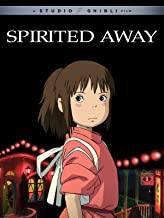 spirited away japanese animation movie