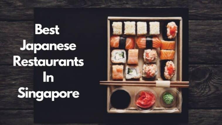 新加坡最好的日本餐廳