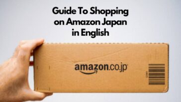amazon japan how to shop in english