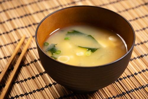味噌汁日本