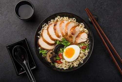 最高の日本食