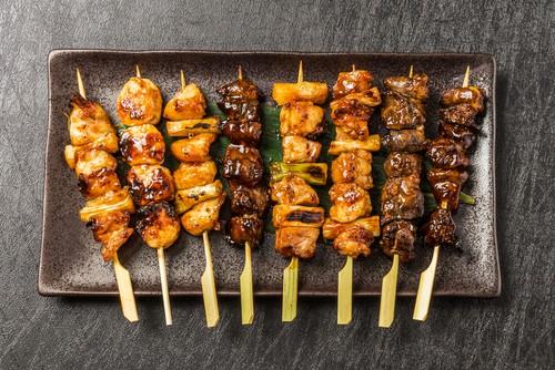 yakitori japanese barbeque
