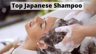 頂級日本洗髮水